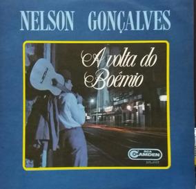 Nelson Gonçalves A Volta Do Boêmio 1967 (lp)