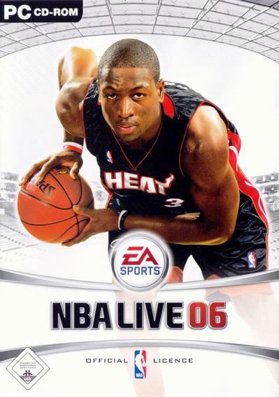 Game Pc Nba Live 06 Edição De Luxe Cd Rom