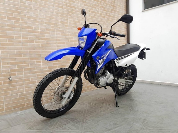 Yamaha Xtz 250 Lander Azul 2015