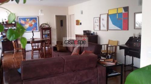 Imagem 1 de 15 de Apartamento - Perdizes - Ref: 597 - V-597