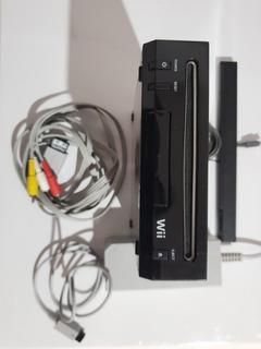 Nintendo Wii Black - 8 Juegos Originales