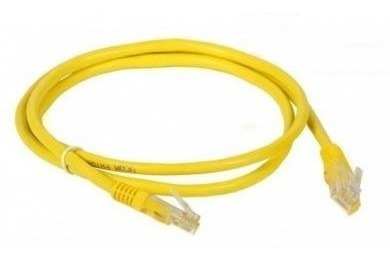 Kit 50 Cabo Rede Patch Cord Cat5e Rj45 - 1m (cores)