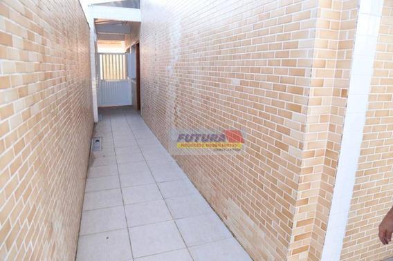 Sobrado Com 2 Dormitórios À Venda, 100 M² Por R$ 345.000,00 - Vila Valença - São Vicente/sp - So0322