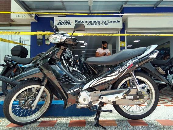Suzuki Best 125 Modelo 2006 Al Día ¡traspasos Incluidos!