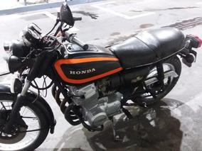 Honda Cb 750 Four - 1978 - Mod.k 7 - Vendo Ou Troco