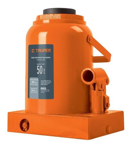 Gata Botella Hidraulica 50 Ton Truper