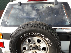 Nissan Pathfinder Fullinjection.