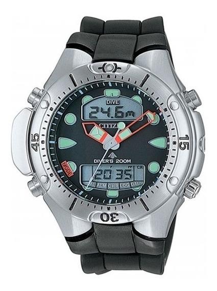 Relógio Citizen Aqualand Ii Jp1060-01e Tz10020j
