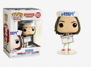 Funko Pop 922 Stranger Things S3 Robin