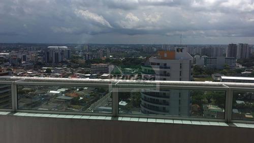 Imagem 1 de 26 de Apartamento Com 3 Dormitórios Sendo 1 Suite À Venda, 100 M² Por R$ 646.600 - Adrianópolis - Manaus/am - Ap2838