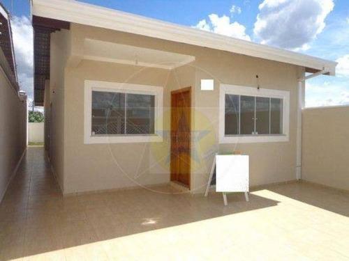 Casa À Venda, 85 M² Por R$ 330.000,00 - Nova Cerejeiras - Atibaia/sp - Ca0711