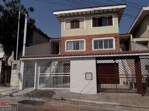 Imagem 1 de 15 de Reformado ! Entrar E Morar , 4 Dormitórios, 2 Suítes , 3 Vagas - St19302