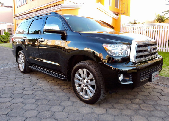 Toyota Sequoia Limited 2012 Factura Original, Tomo Auto