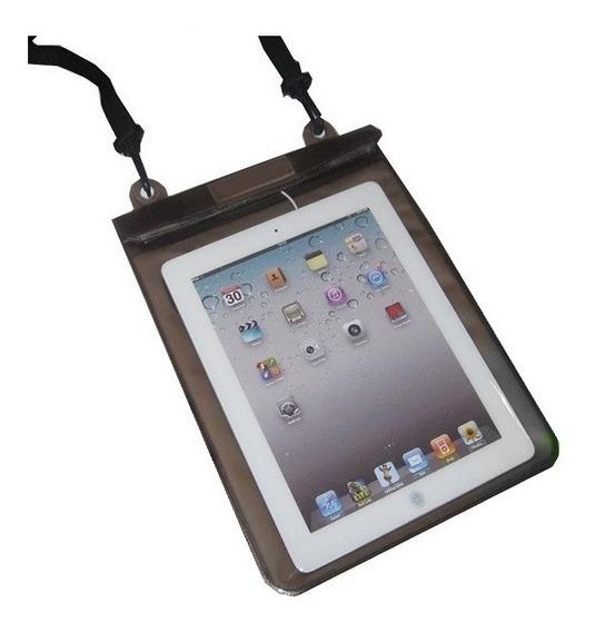 Capa A Prova Dagua Para iPad Tablet Samsung Galaxy Tab