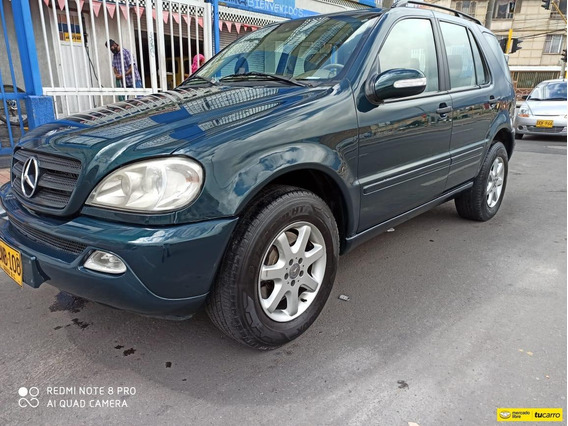 Mercedes Benz Clase Ml 350 At