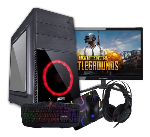 Pc Gamer Completo Core I5, Placa De Vídeo Rx, Com Wi-fi