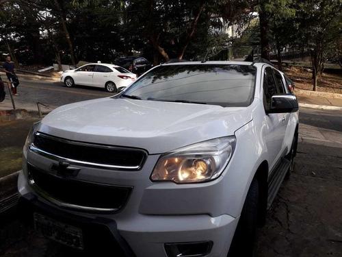 Chevrolet S10 2013 2.4 Ltz Cab. Dupla 4x2 Flex 4p