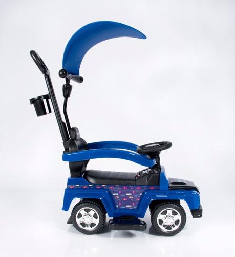 Montable Paseador Bebé Parasol Guía Con Dirección Y Usb