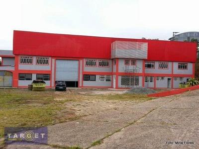 Galpão Comercial Para Locação, Parque Rincão, Cotia/sp - Ga0057