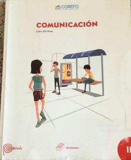 Texto Comunicación 2° Secundaria - Editorial Corefo