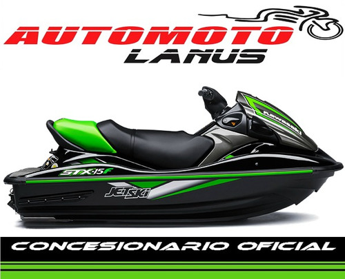 Kawasaki Stx 15-f 0km 2018 Automoto Lanus