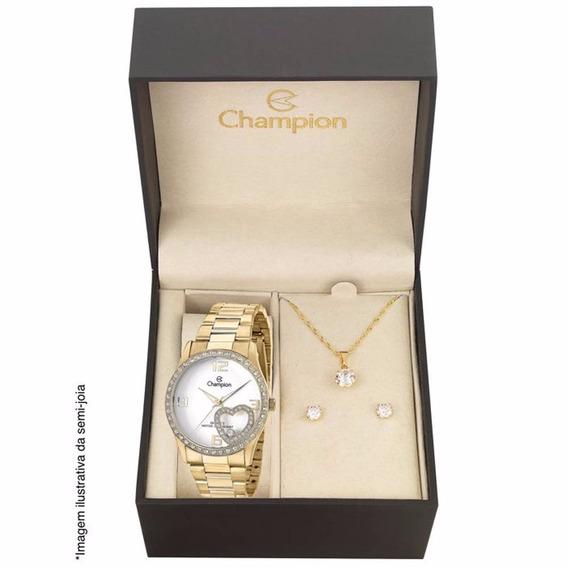 Relógio Champion Kit Cn28535w