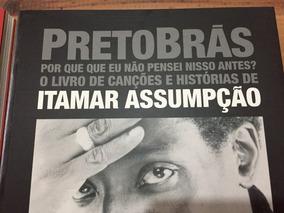 Itamar Assumpção Livro Pretobrás - Volumes 1 E 2 Usado