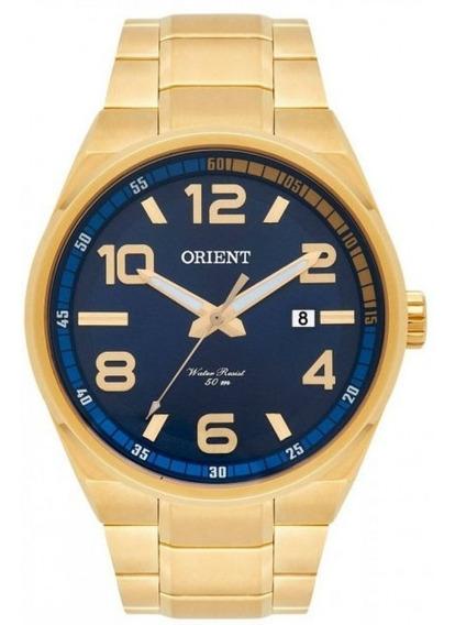 Relógio Orient Masculino Analogico Mgss1134 D2kx