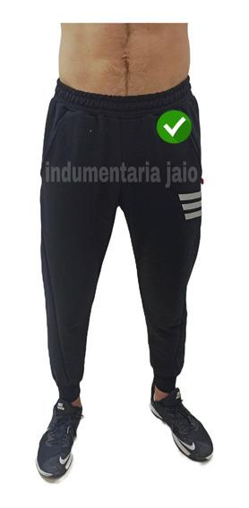 Pantalón Babucha Jogging Hombre Con Puño De Frisa Abrigado