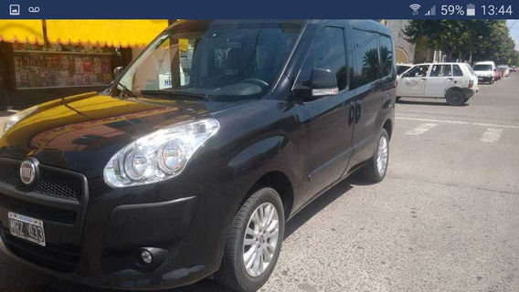 Fiat Doblo 1.4 Active Family High Sec 2013