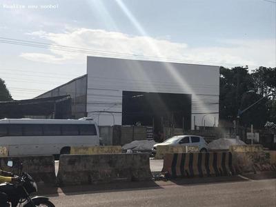Galpão Para Locação Em Belém, Castanheira, 2 Banheiros - A4511