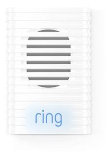 Ring Chime Wifi Timbre Bocina Blanco