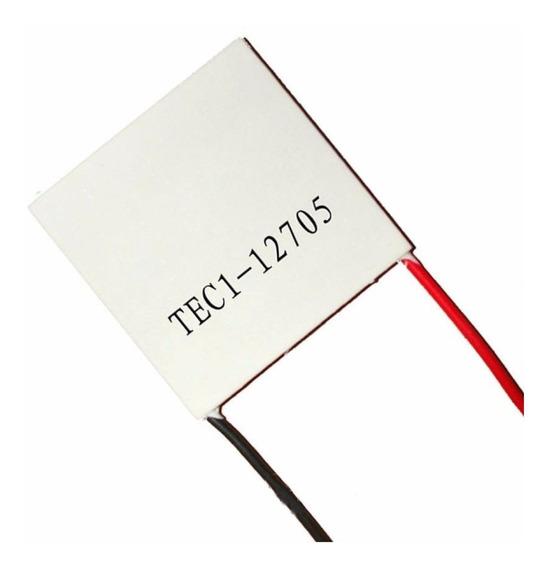 Placa Celda Peltier Termoelectrica 12705 Tec1-12705 49w