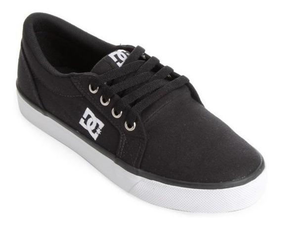 Tênis Dc Shoes Episo Black/white Original