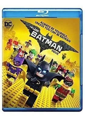 Imagen 1 de 1 de Lego Batman Movie Lego Batman Movie  In Hd Bluray + Dvd