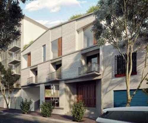 Townhouse En Escandón. Excelente Inversión Y Ubicación