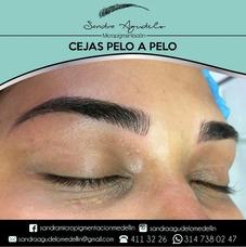 Sandra Agudelo Micropigmentación