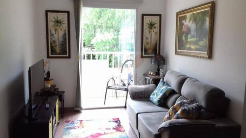 Apartamento Pronto Para Morar - Ap0552