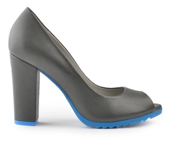 Zapatos De Vestir De Cuero De Mujer Lyon - Ferraro -