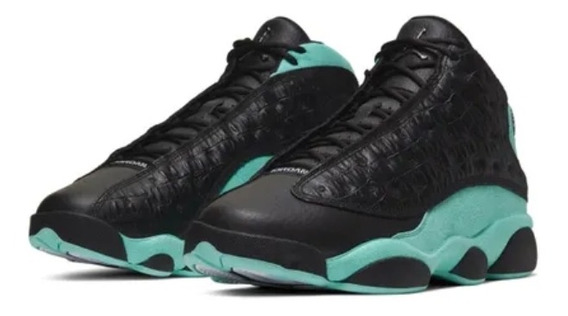 Nike Air Jordan Retro 13 Island Green 414571 030