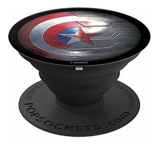 Marvel Capitán América Transforming Shield