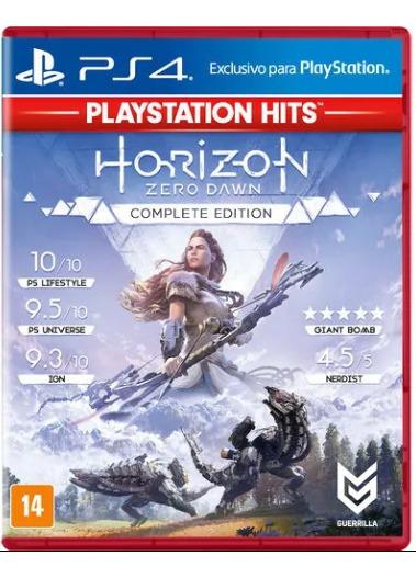 Jogo Horizon Zero Dawn Complete Edition Ps Hits - Ps4