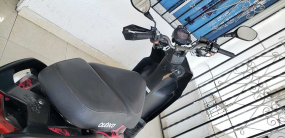 Moto Agility Modelo 2016 Único Dueño