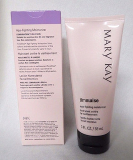 Humectante Time Wise Mary Kay Rayita Lila Piel Mixta 20% Off