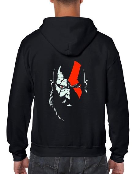 Sudadera God Of War Kratos Brilla En La Oscuridad