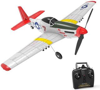 Avión Rc Completo Rtf Ideal Principiantes - Muy Facil !