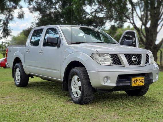 Nissan Navara 2013 2.5 Mid