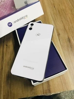 Celular Motorola One Branco 64gb