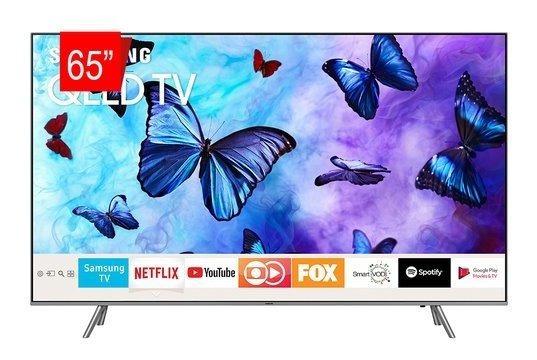 Tv Qled Samsung 65 65q6fn Uhd 4k Smart, 4 Hdmi, 3 Usb Wi-fi