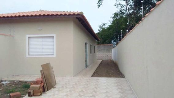 Casa Com 2 Dorms, Piscina E Churrasqueira - Cod: 210 - V210